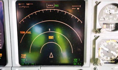 B737 800 APU – Puesta en marcha y preparación de la cabina